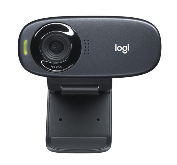 Logitech® HD Webcam C310  USB  EMEA