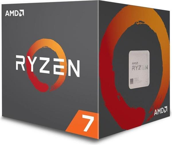AMD Ryzen 7 1700 Processor BOX soc AM4 65W s Wraith Spire chladičom