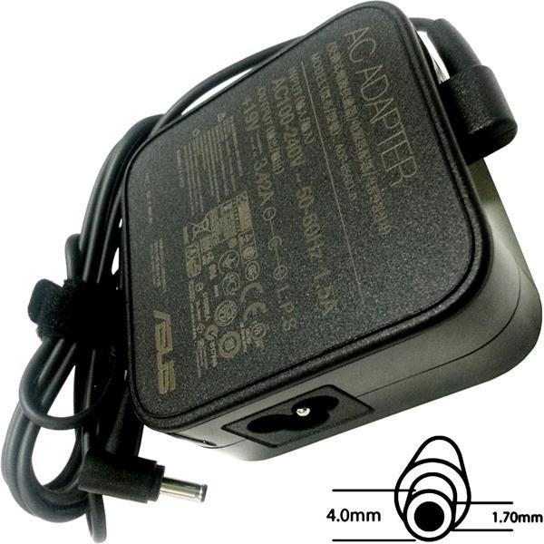 ASUS AC NAPÁJACÍ ADAPTÉR 65W 19V 3pin 4,0x1,35mm ; neobsahuje PW CORD CEE