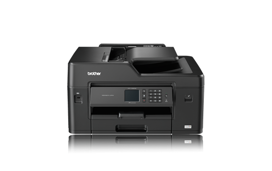 BROTHER MFCJ3530DW A3 ink MFP Fax LAN WiFi NFC ADF