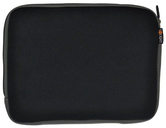Solight neoprénové puzdro na notebook, čierne, 13 - 14,1''
