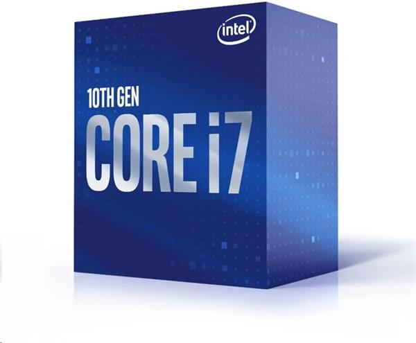 Intel® Core™i710700 processor 290GHz16MBLGA1200 BOX UHD Graphics 630