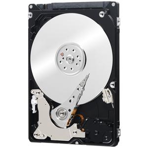 """WD Black™ 2,5"""" HDD 1,0TB 7200RPM 64MB SATA 6Gb/s"""