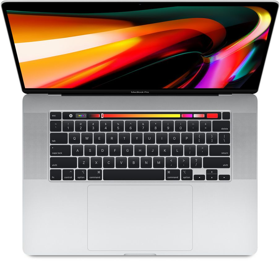 MacBook Pro 16 i9 23GHz16G1TTBCZSilver