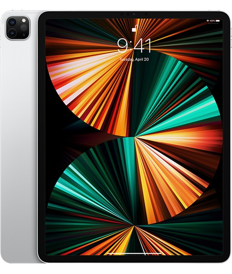 11'' M1 iPad Pro Wi-Fi + Cell 256GB - Silver