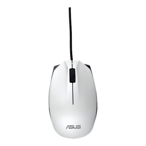ASUS UT280 drátová myš - bílá
