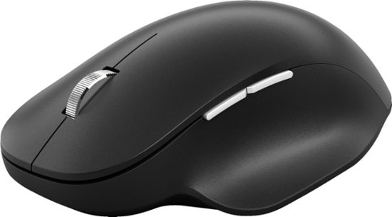 Microsoft Bluetooth Ergonomic Mouse Black