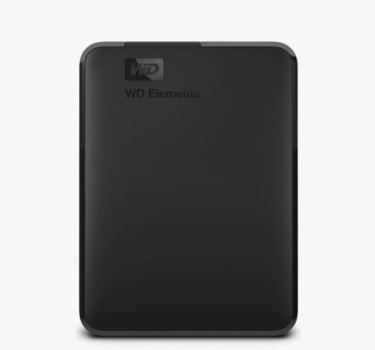 Ext. HDD 2.5'' WD Elements Portable 5TB USB