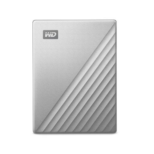 Ext. HDD 2,5'' WD My Passport Ultra 2TB stříbrná