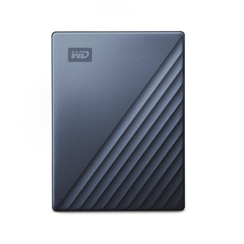 Ext. HDD 2,5'' WD My Passport Ultra 4TB modro-černá