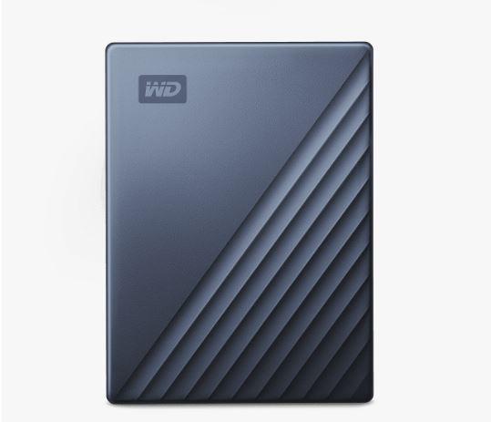 Ext. HDD 2,5'' WD My Passport Ultra 5TB modro-černá