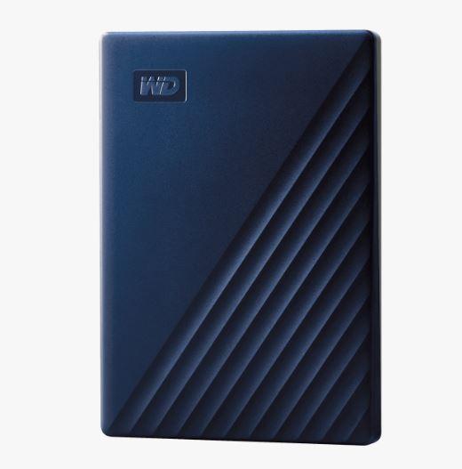 Ext. HDD 2.5'' WD My Passport for MAC 2TB USB 3.0