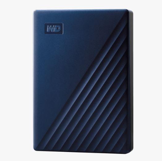 Ext. HDD 2.5'' WD My Passport for MAC 5TB USB 3.0