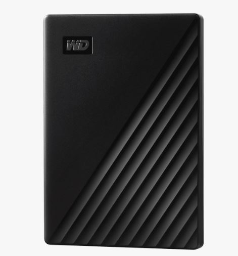 Ext. HDD 2,5'' WD My Passport 1TB USB 3.0. černý