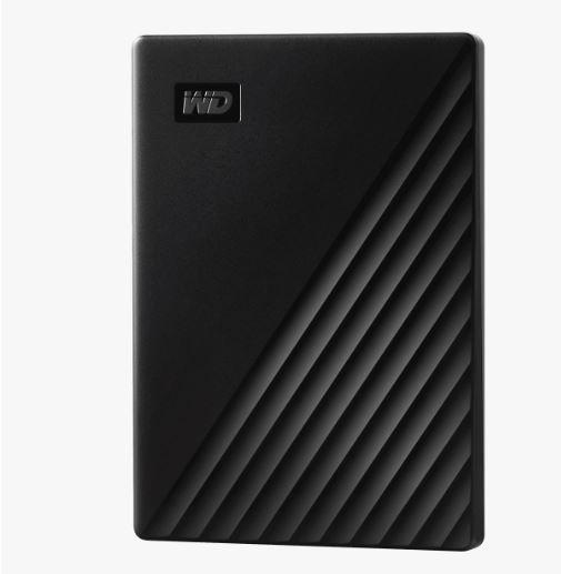 Ext. HDD 2,5'' WD My Passport 2TB USB 3.0. černý