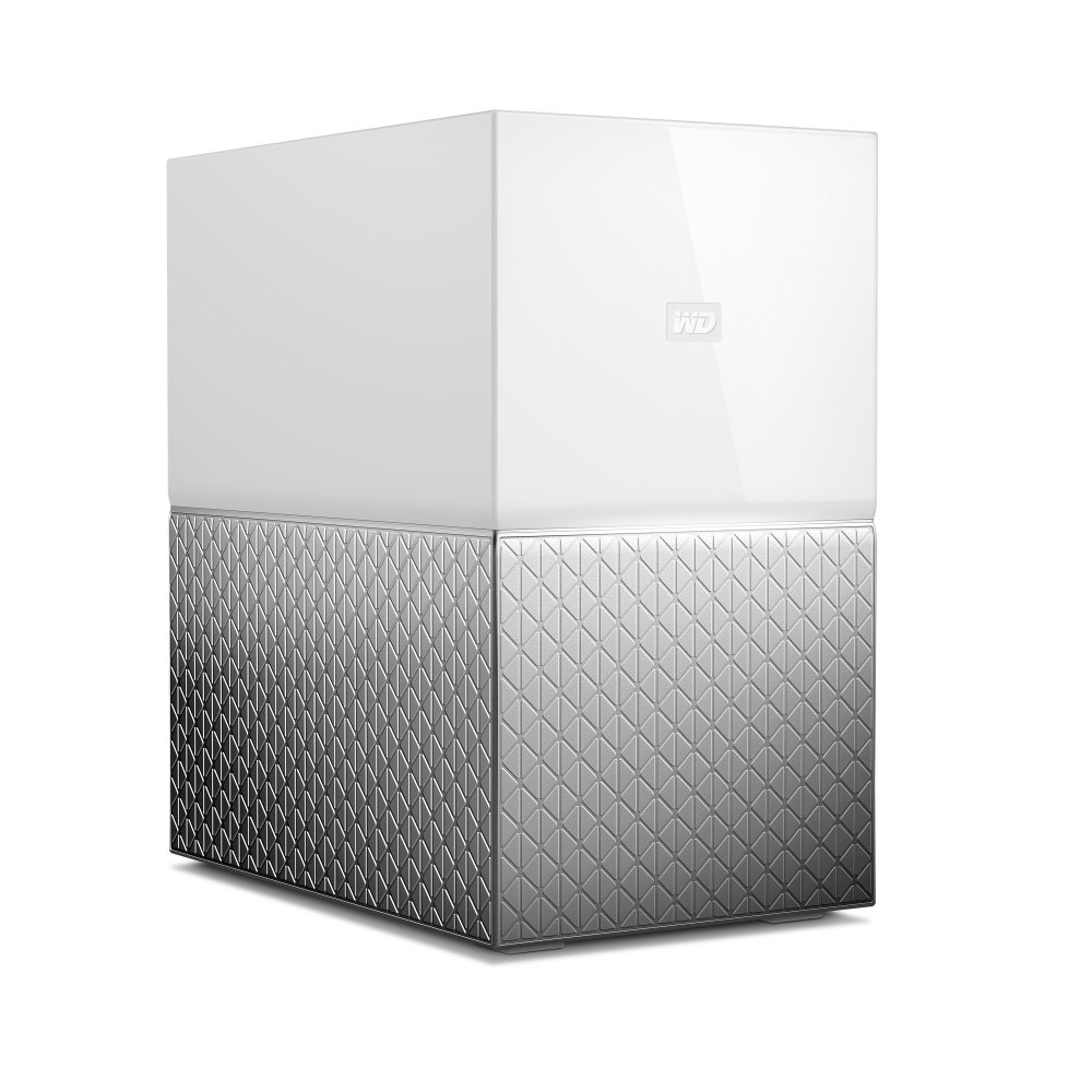 NAS 35 WD My Cloud Home Duo 8TB LAN