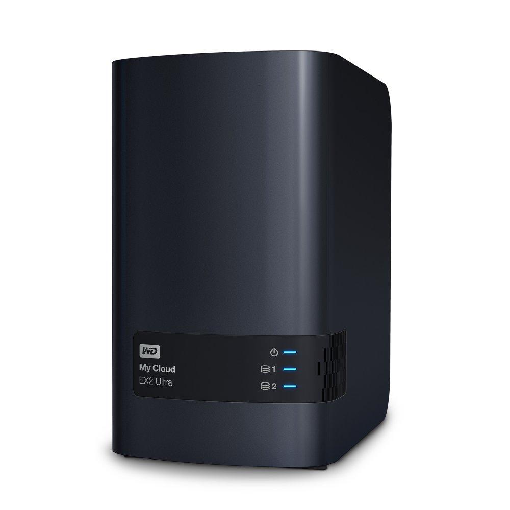 NAS 3.5'' WD My Cloud EX2 Ultra 8TB NAS LAN
