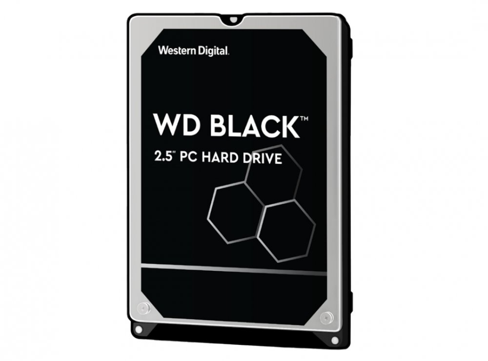 HDD 25 1TB WD10SPSX Black SATAIII 7200rpm 64MB