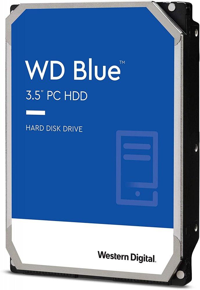 HDD 4TB WD40EZAZ Blue 256MB SATAIII 5400rpm SMR
