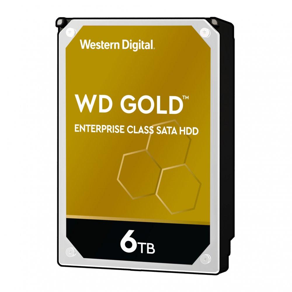 HDD 6TB WD6003FRYZ Gold 256MB SATAIII 7200rpm