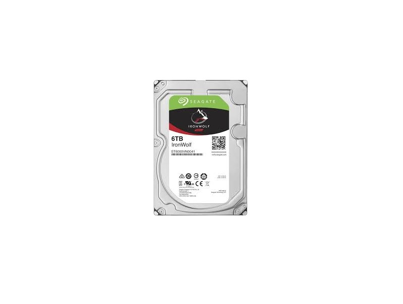 HDD 6TB Seagate IronWolf 256MB SATAIII 5400rpm NAS