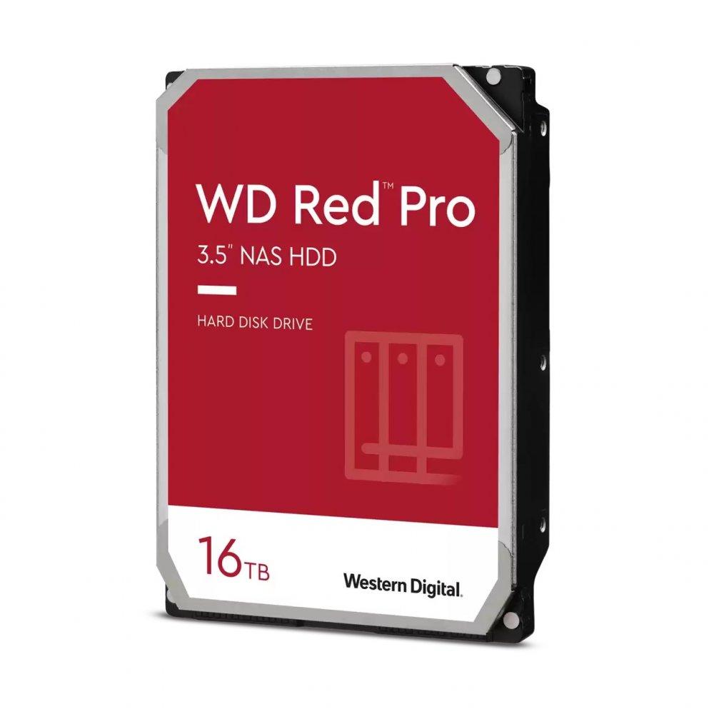 HDD 16TB WD161KFGX Red Pro 512MB SATAIII