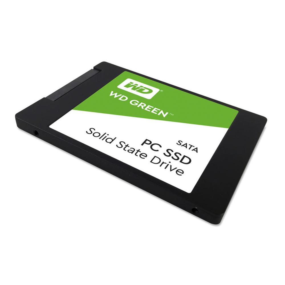 SSD 2,5'' 480GB WD Green 3D NAND SATAIII 7mm