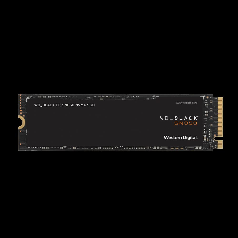 SSD 2TB WD_BLACK SN850 NVMe M.2 PCIe Gen4 2280