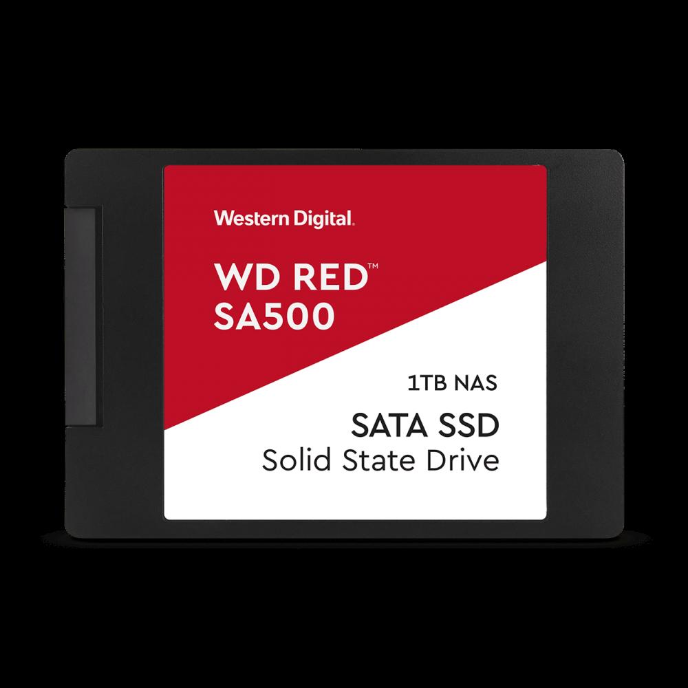 SSD 2,5'' 1TB WD Red SA500 SATAIII 7mm