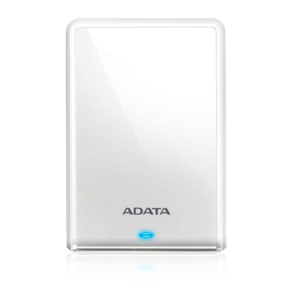 ADATA HV620S 1TB External 2.5'' HDD bílý
