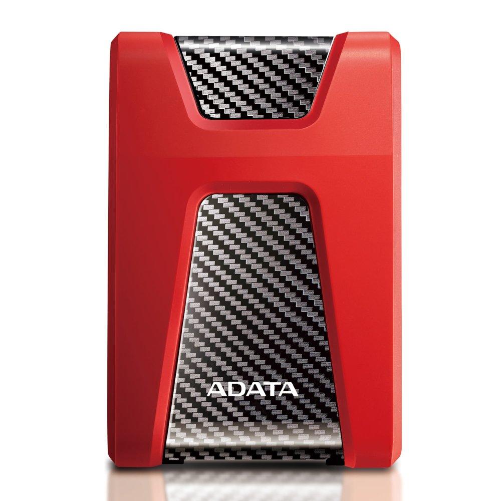 ADATA HD650 1TB External 2.5'' HDD Red