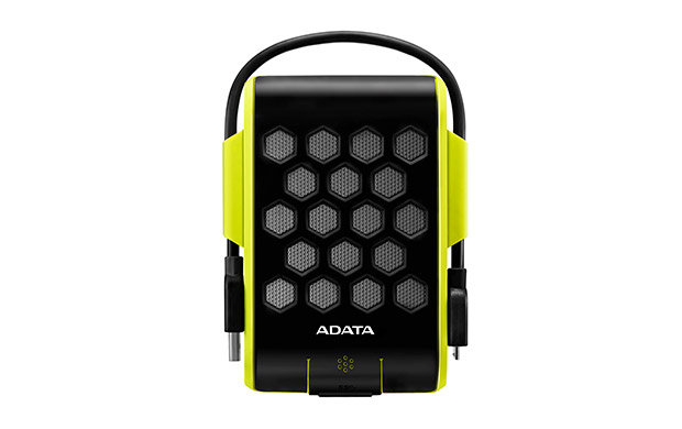 ADATA HD720 1TB External 2.5'' HDD zelený