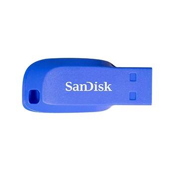SanDisk Cruzer Blade 32GB USB 2.0 elektricky modrá