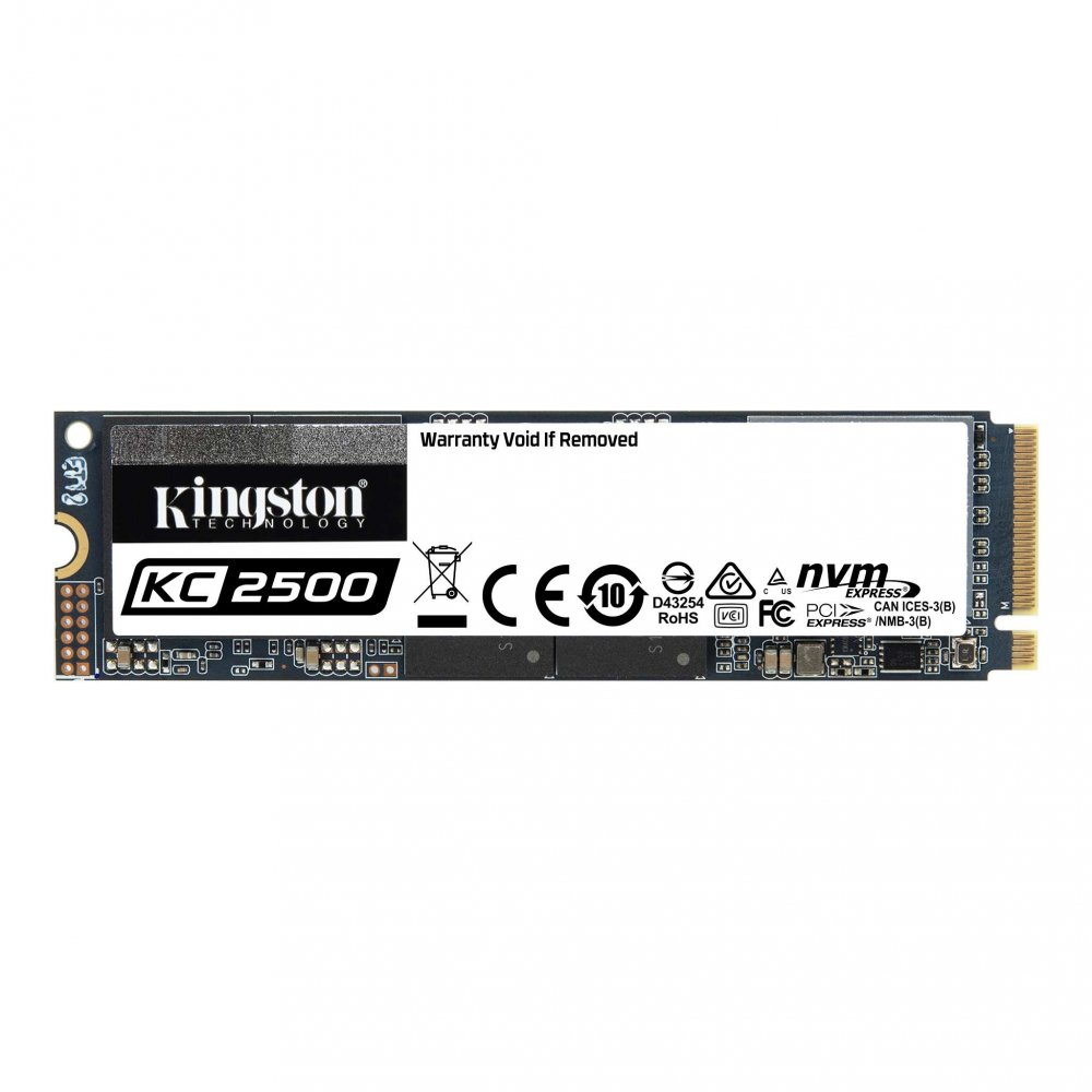 1000GB SSD KC2500 Kingston M2 2280 NVMe