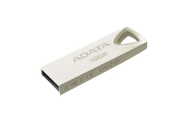 32GB ADATA UV210 USB Flash 2.0 kovová