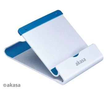 AKASA - Scorpio - stojan pro tablet - modrý