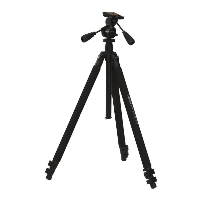 Doerr PRO BLACK 3 XL (83-193 cm, 2680 g, max.5kg, 3D hlava dvě rukojeti)