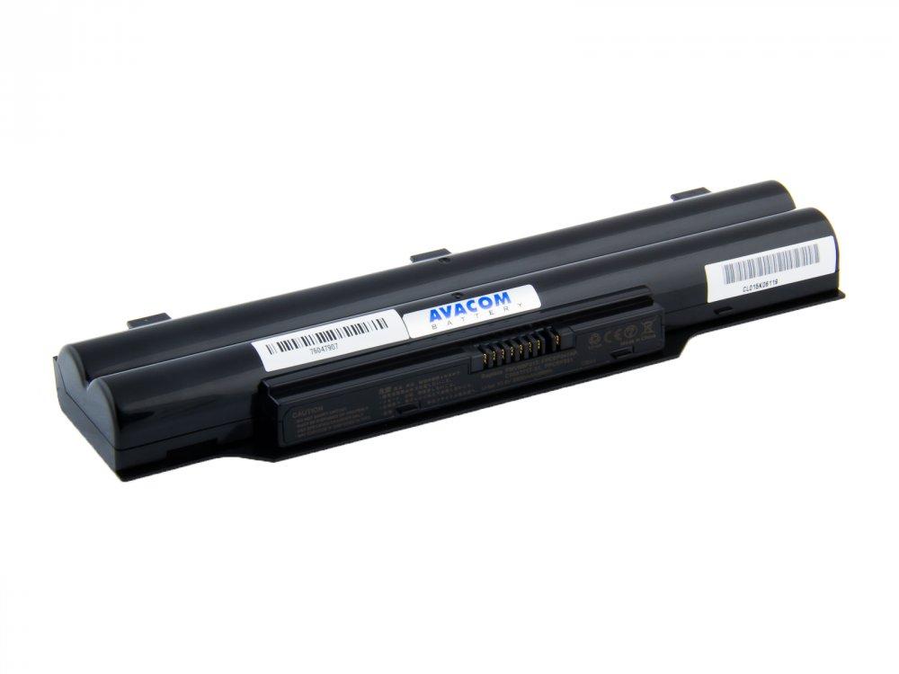 Baterie AVACOM NOFS-A532-806 pro Fujitsu Siemens LifeBook AH532, A532 Li-Ion 10,8V 5200mAh/56Wh