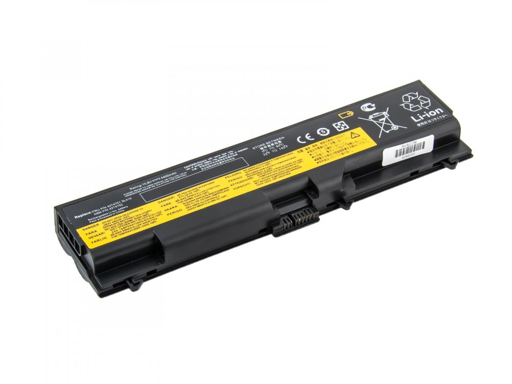 Baterie AVACOM NOLE-SL41-N22 pro Lenovo ThinkPad T410/SL510/Edge 14'', Edge 15'' Li-Ion 10,8V 4400mAh