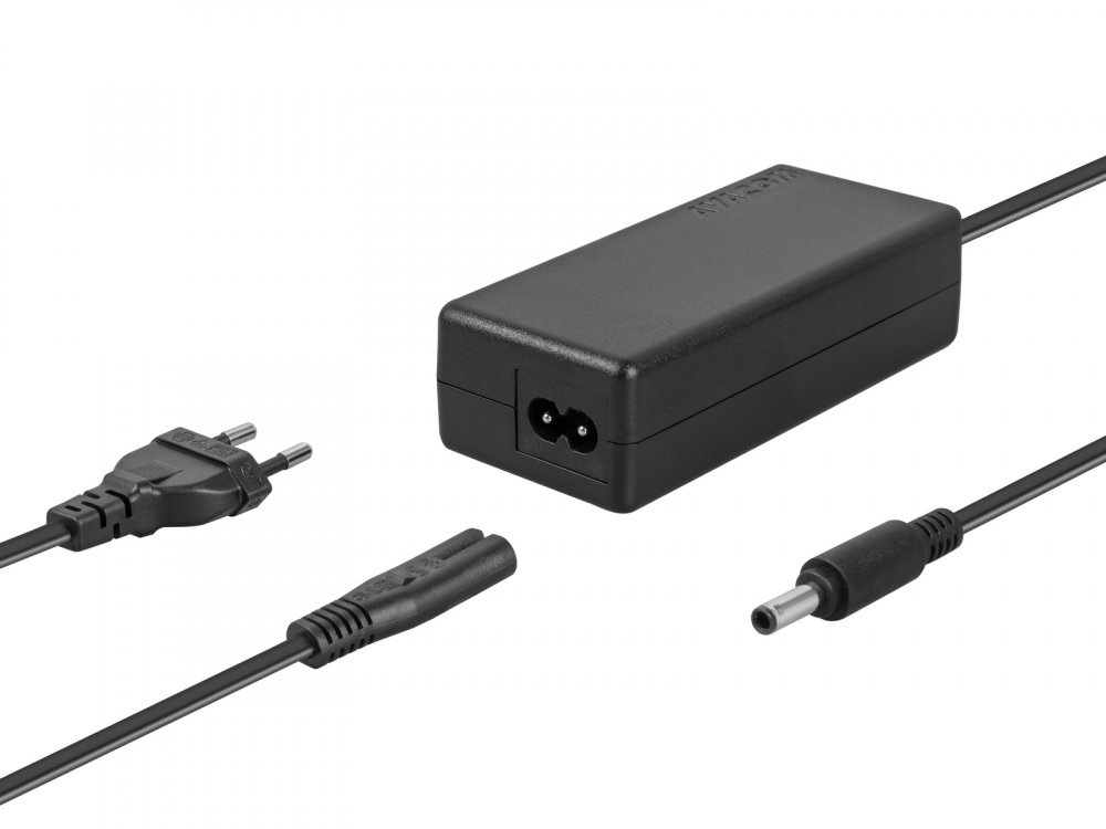 AVACOM nabíjecí adaptér pro notebooky HP 19,5V 3,33A 65W konektor 4,5mm x 3,0mm