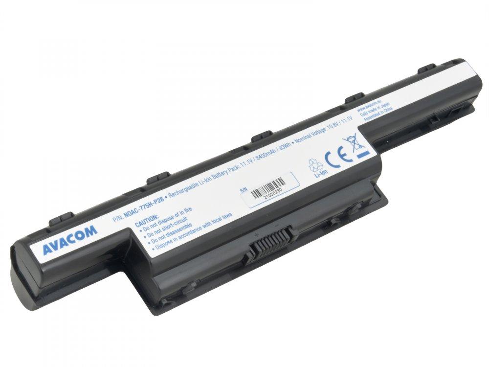 Baterie AVACOM pro Acer Aspire 7750/5750, TravelMate 7740 Li-Ion 11,1V 8400mAh