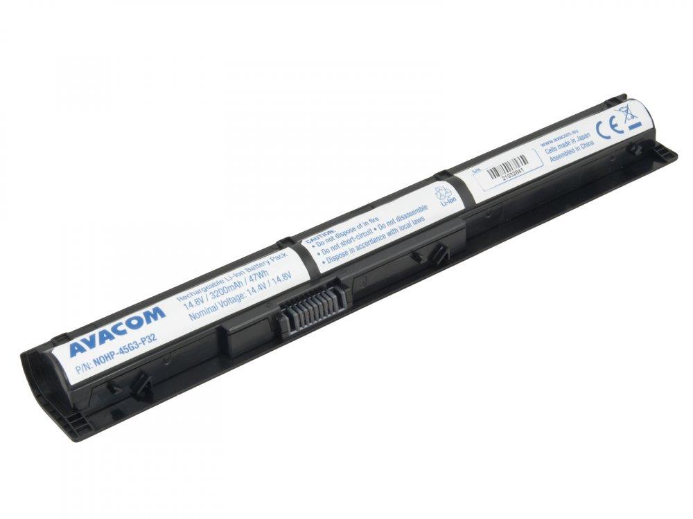 Baterie AVACOM pro HP 450 G3, 455 G3, 470 G3 Li-Ion 14,8V 3200mAh 47Wh