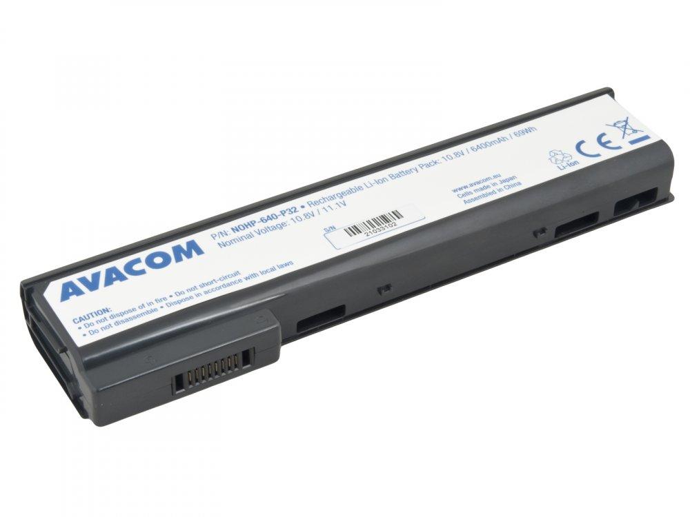 Baterie AVACOM pro HP ProBook 640/650 Li-Ion 10,8V 6400mAh 69Wh