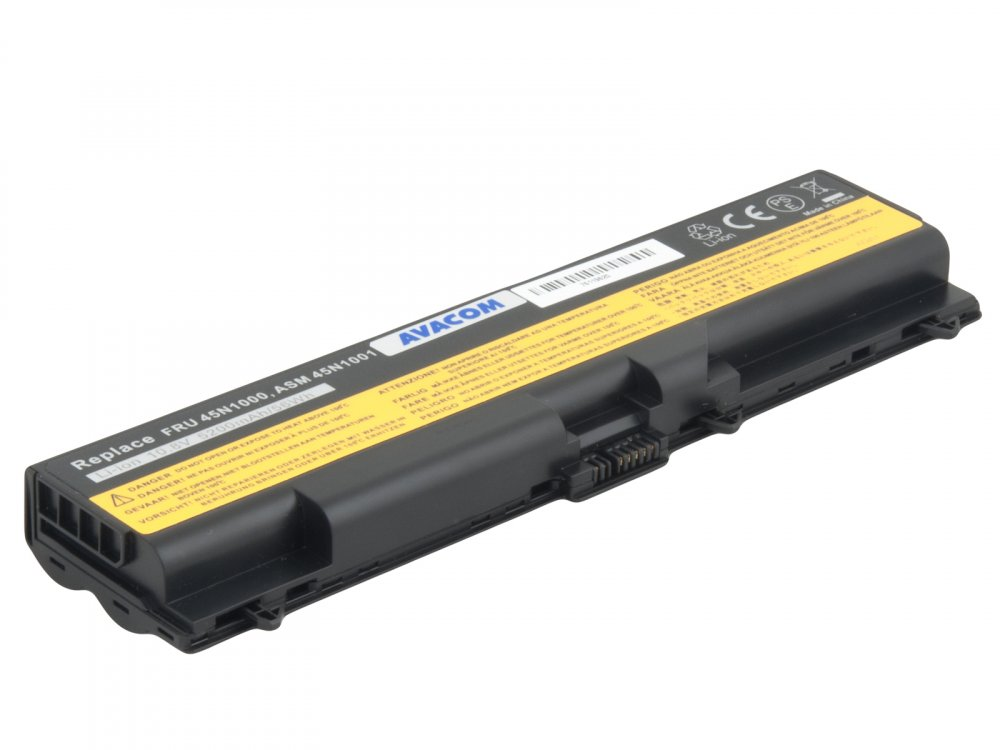 Baterie AVACOM pro Lenovo ThinkPad L530 Li-Ion 10,8V 5200mAh 56Wh