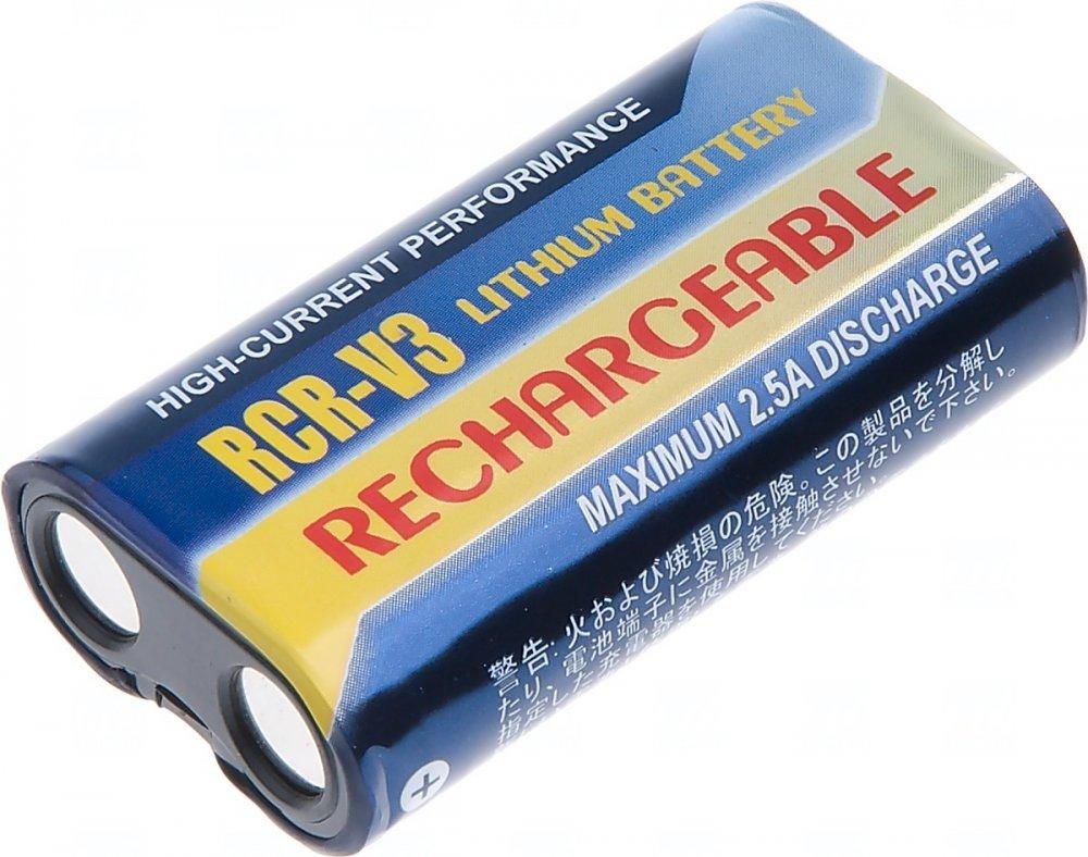 Baterie T6 power CRV3, CR-V3, LB01, 1100mAh