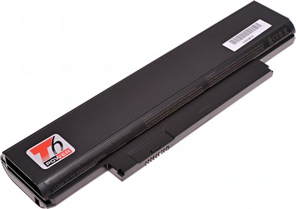 Baterie T6 power Lenovo ThinkPad Edge E130, E135, E330, E335, 6cell, 5200mAh