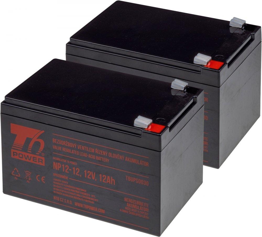 T6 Power RBC6 - battery KIT