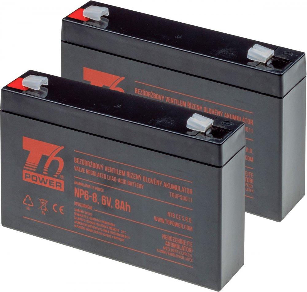 T6 Power RBC18 - battery KIT