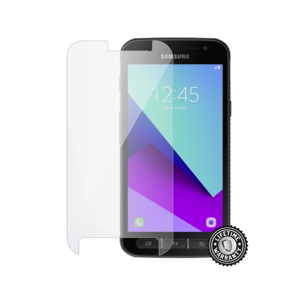 Screenshield™ SAMSUNG G390 Galaxy Xcover 4 Tempered Glass protection