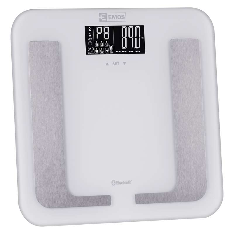 Inteligentní osobní váha EV107 s BLUETOOTH